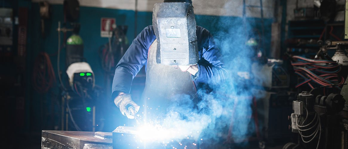 Hot work includes spark and high heat producing job tasks such as grinding, welding, soldering, thermal or oxygen cutting or heating